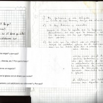 Diario de Andrés Males y Julián Baquero