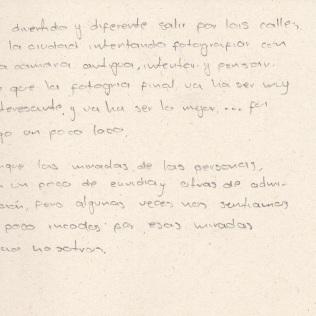 Diario de campo de Karenc Michell Arana