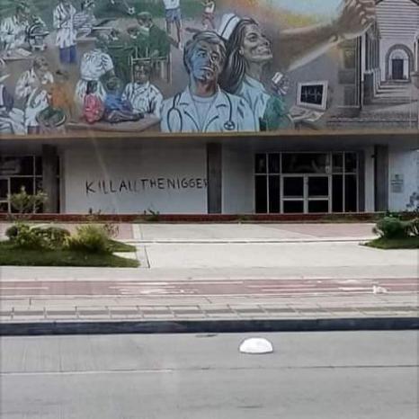 Racismo en Popayán. Foto sin fuente
