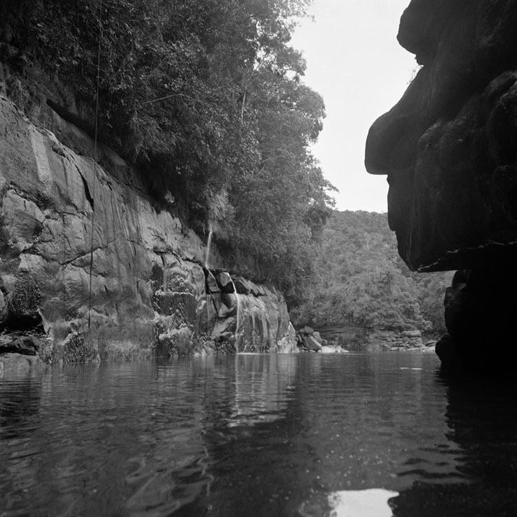 Jirijirimo Río Apaporis, septiembre de 1943