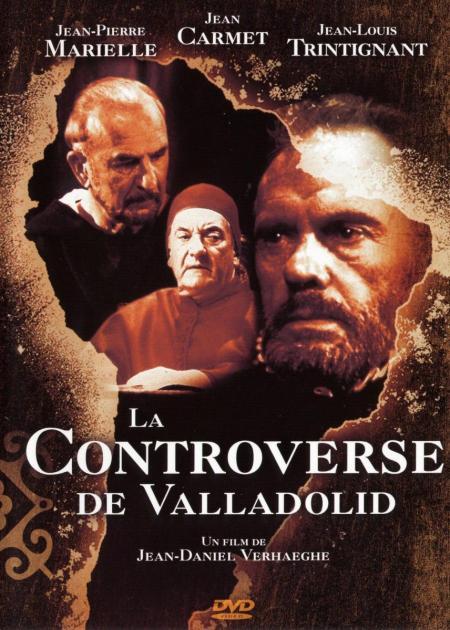 Póster La Controversia de Valladolid