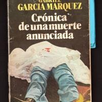 """Ángela Vicario -la escritora- en """"Crónica de una muerte anunciada"""" de Gabriel García Márquez"""